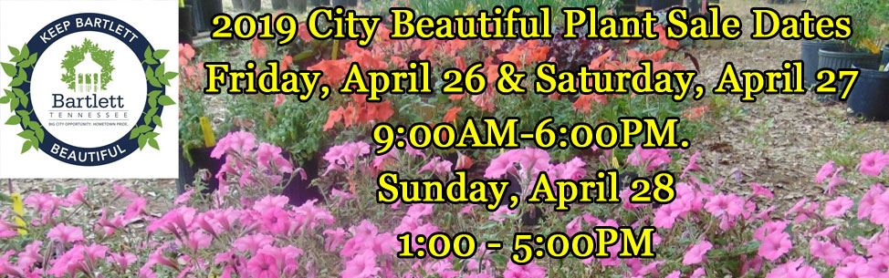 2019 City Beautiful dates and info