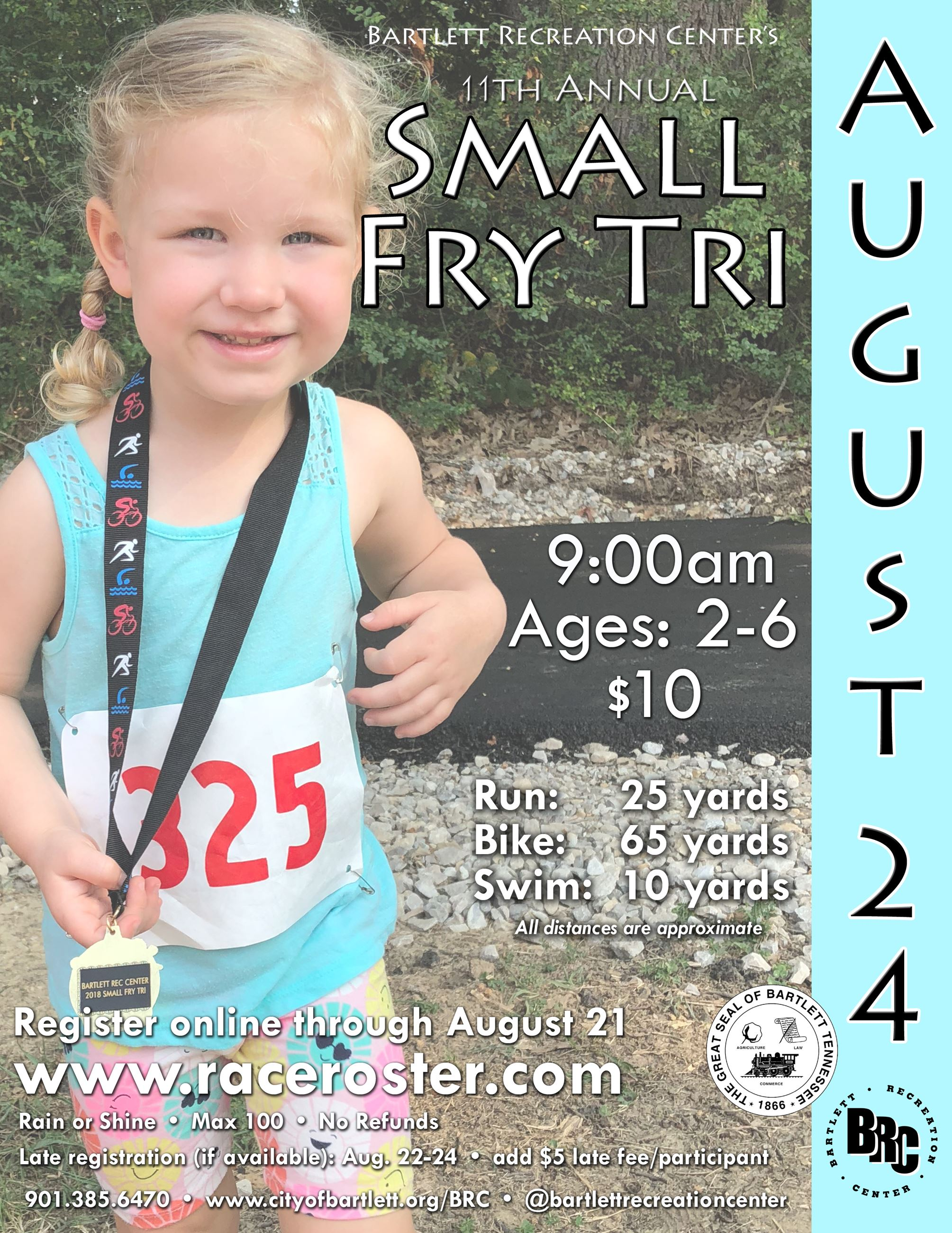 Small Fry Tri 2019