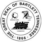 The Great Seal of Bartlett Tennessee 1866