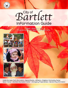 City of Bartlett Info Guide Fall 2014