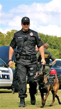 Canine Unit Bartlett Tn Official Website